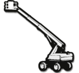 Телескопический подъемник аренда