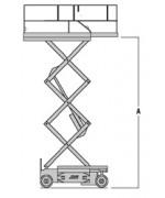 Ножничный подъемник JLG 2646