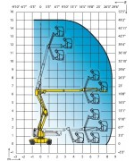 Коленчатый подъемник Haulotte HA 15 IP