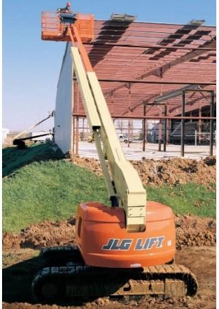 JLG 600 SC (гусеницы)
