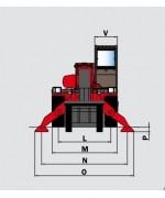 MANITOU MRT 1432 M-E2 (полноповоротный)